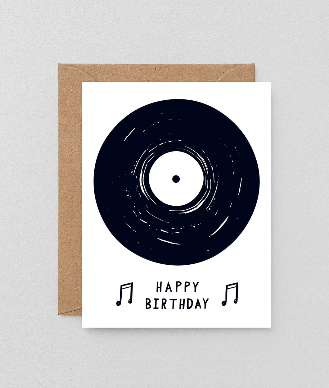 Birthday Record Card