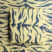 Tiger Wrapping Paper - Mustard