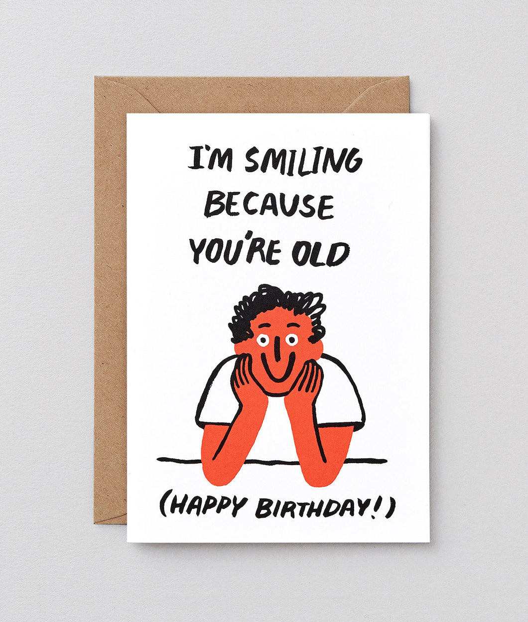 You're Old Card