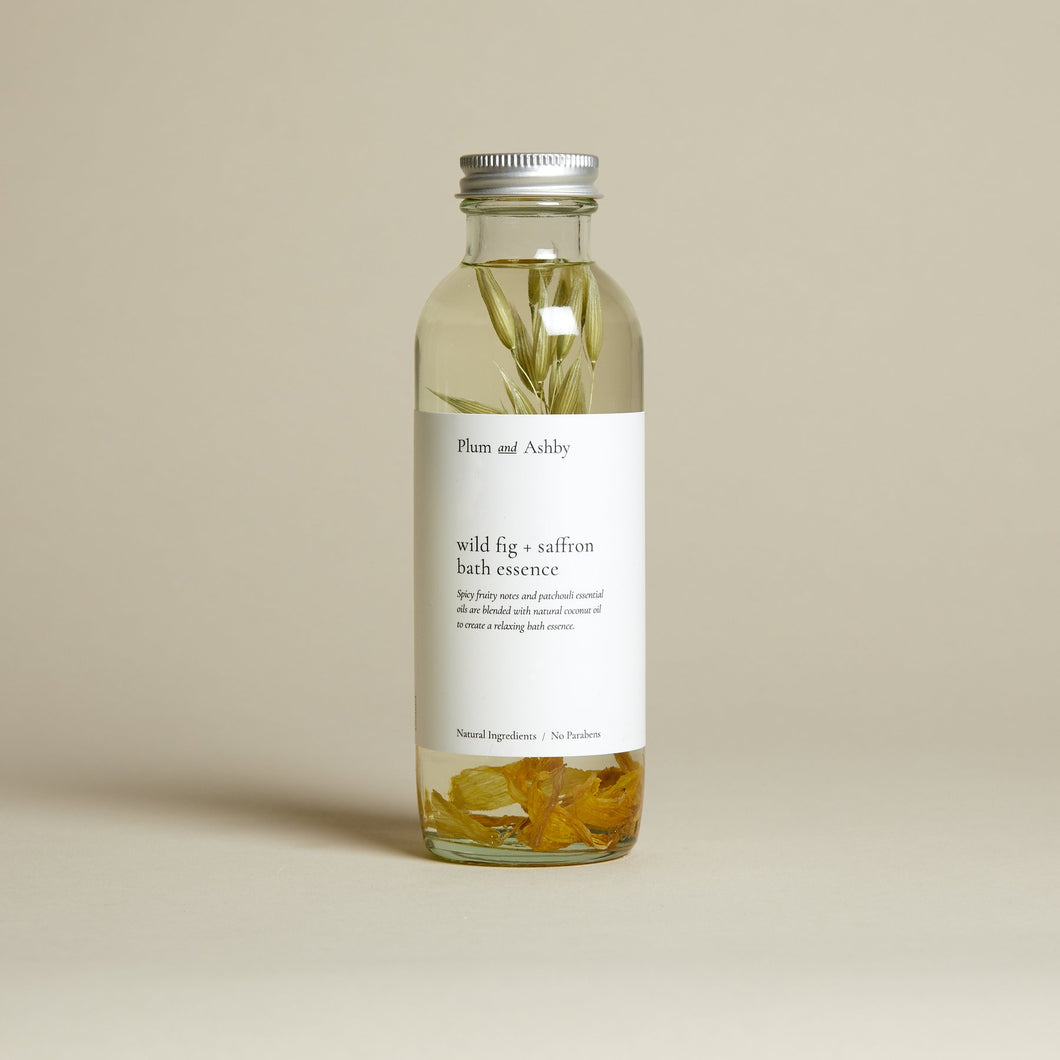 Wild Fig & Saffron Bath Essence