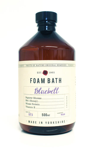 Bluebell Foam Bath