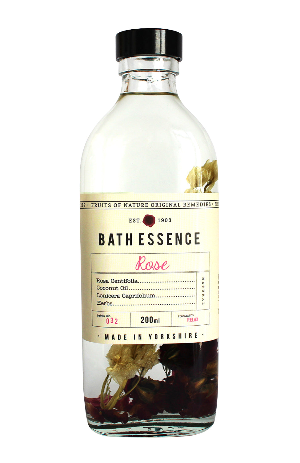 Rose Bath Essence - LilyKing