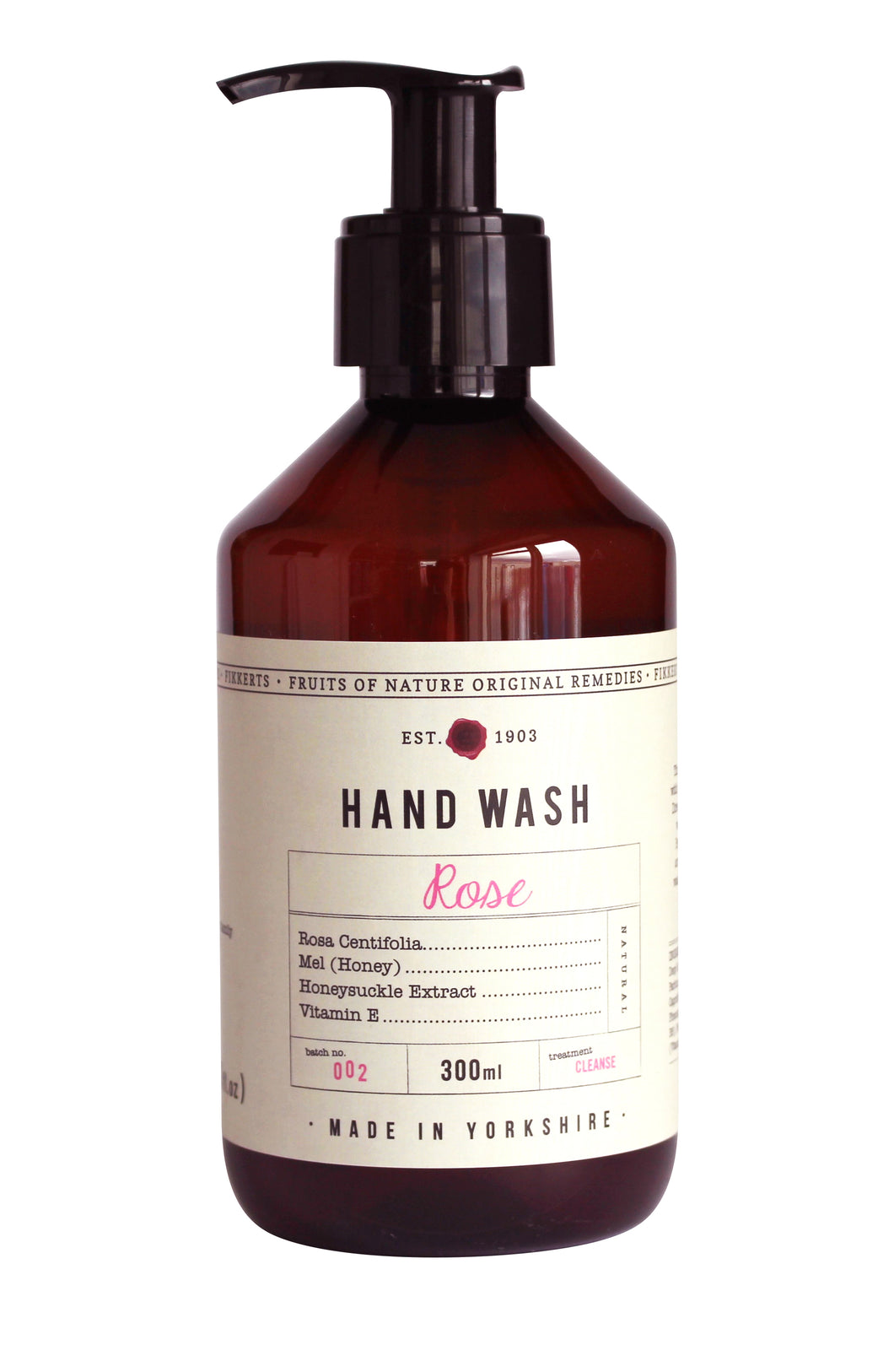 Rose Hand Wash - LilyKing