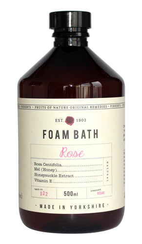 Rose Foam Bath - LilyKing