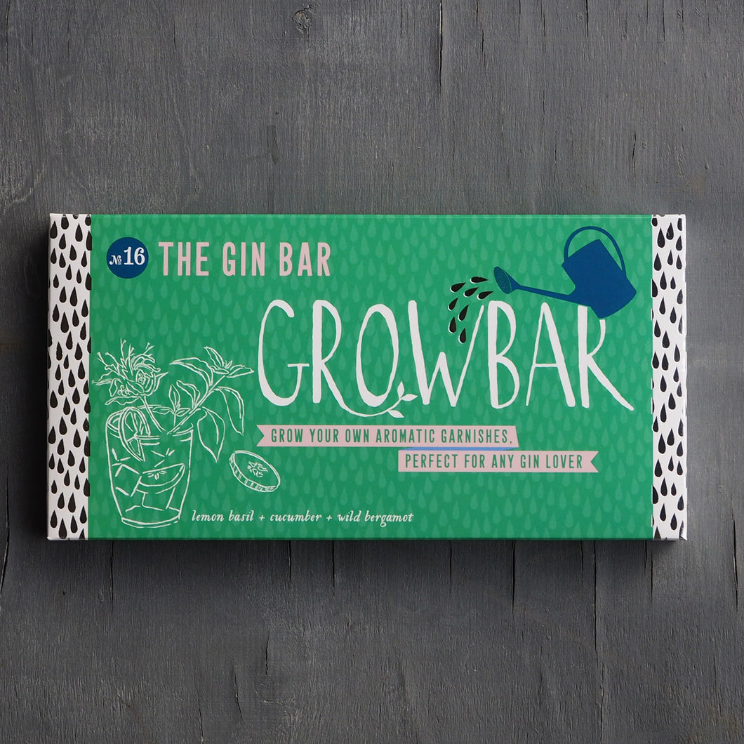 The Gin Bar - LilyKing