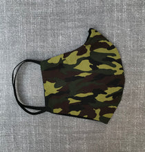 Mens Camouflage Face Mask