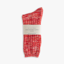 Blend Socks - Red