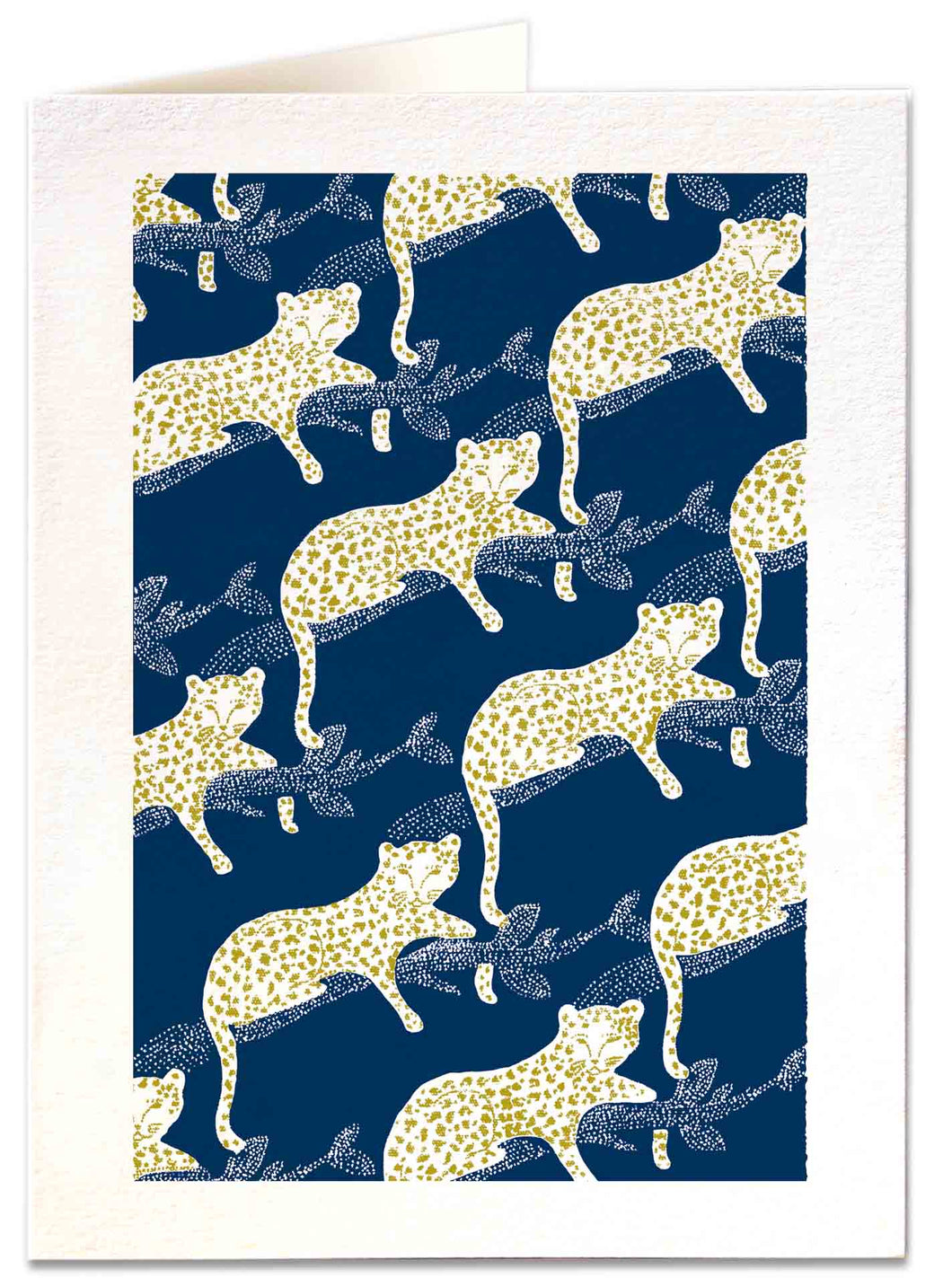 Leopard Card - LilyKing
