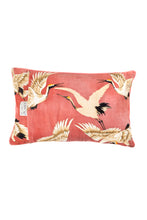 Stork Cushion - Pink - LilyKing