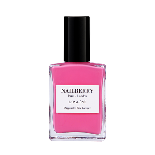 Pink Tulip nail polish by independent beauty brand Nailberry