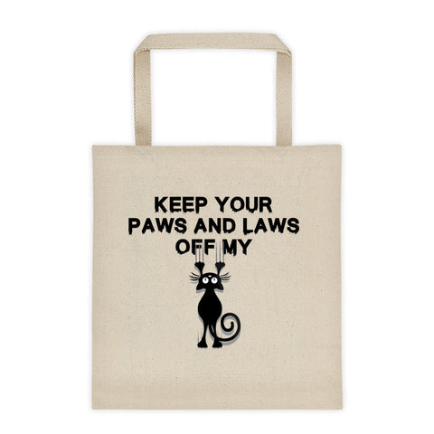 Keep Your Paws And Laws
