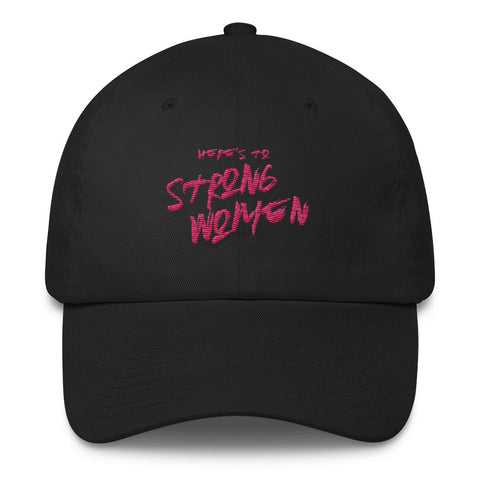 Here's To Strong Women -- (ML)