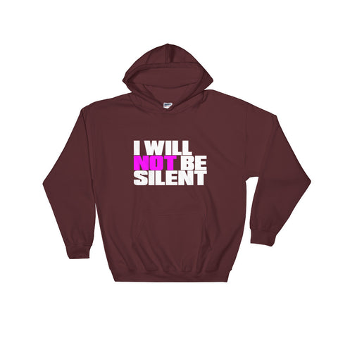 I Will Not Be Silent -- (WL)
