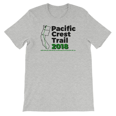 Pacific Crest Trail 2018