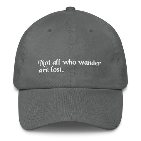 Not All Who Wander (WL)