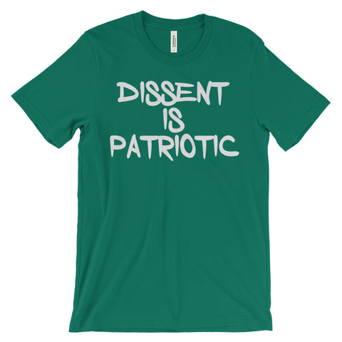 Dissent Is Patriotic -- (WL)