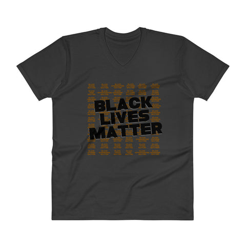 Black Lives Matter -- V-Neck