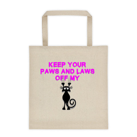 Keep Your Paws And Laws -- (ML)