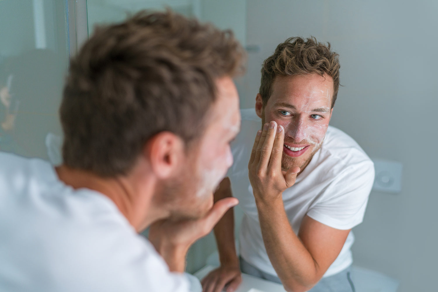 Why Men Need A Face Peel Too