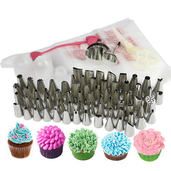 101pcs Of Anything You Need For Icing Piping