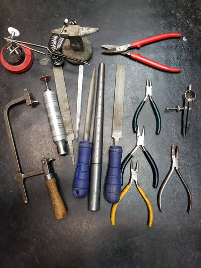 Jewellery Repair Tools