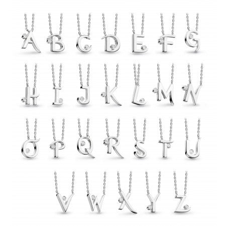 Signature Classic Initial Necklace