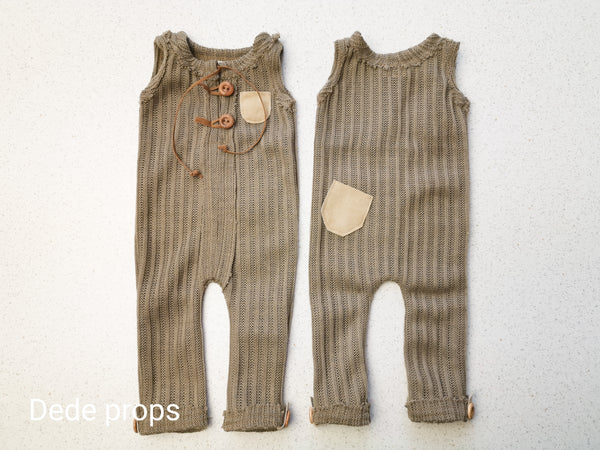 ALBERT rompers - newborn  size