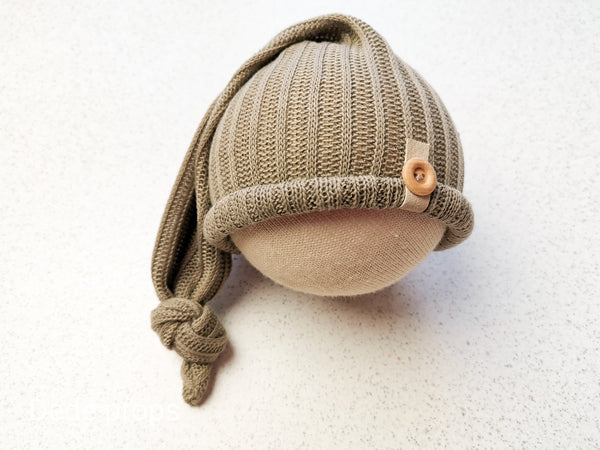 ALBERT hat - newborn  size