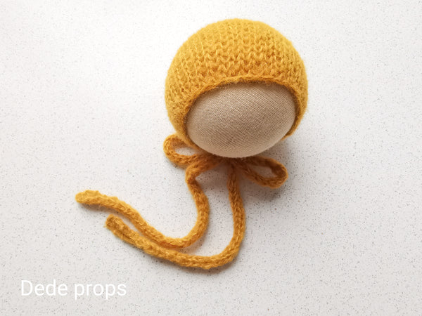 CURRY hat- newborn size