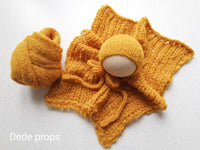CURRY wrap- newborn size
