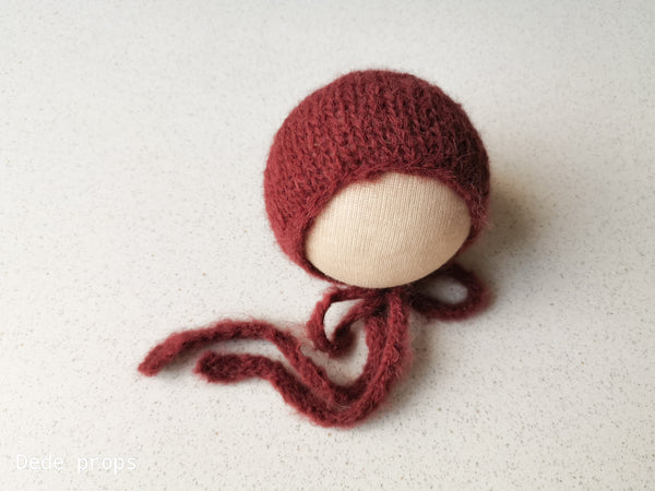 GRAPE hat- newborn size