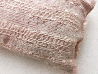 LIGHT TAUPE PILLOW - NEWBORN SIZE