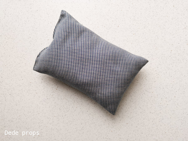 STORMY WEATHER PILLOW - NEWBORN SIZE