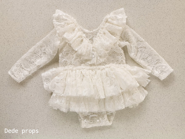 FINLAY romper - sitter size