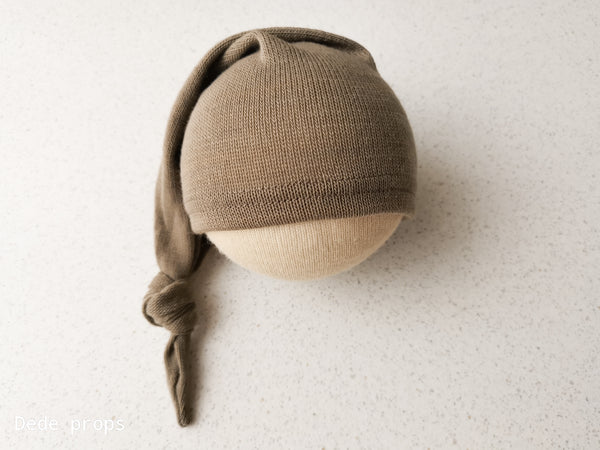 PIERCE hat - newborn size