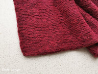 RUBY RED AIR wrap- newborn size