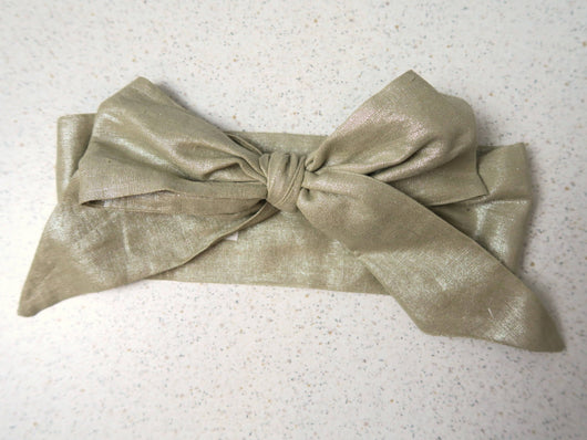 BIG BOW 6 - SITTER SIZE