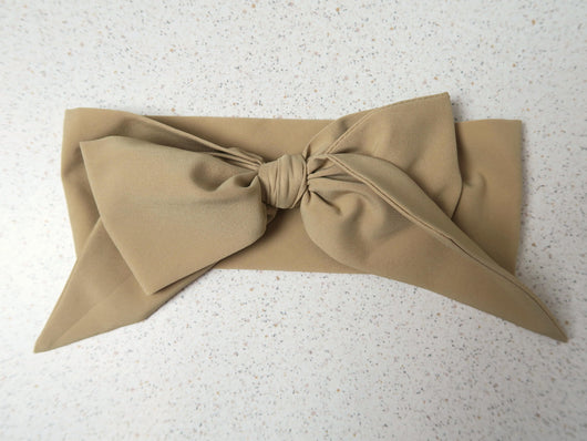 BIG BOW 5 - SITTER SIZE