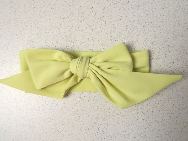 BIG BOW 3 - SITTER SIZE