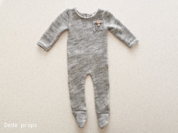 BILL romper- newborn size