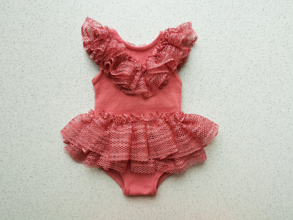 CONNIE romper - newborn size