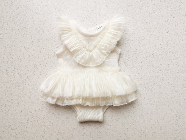 SEA romper - newborn size