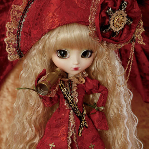 P-177 : Pullip Premium Veritas Deep Crimson red ver.