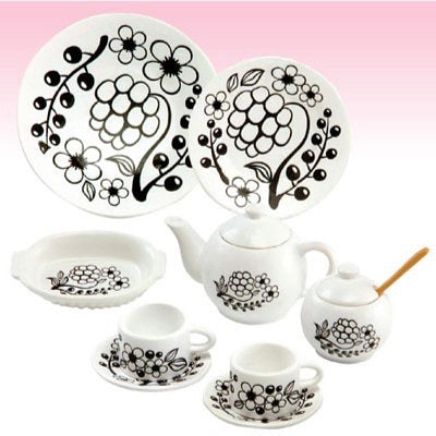 Re-ment Dream Tableware #5 Fruit Pattern Set