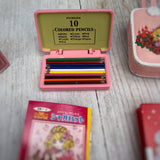 Re-Ment Girly Treasures Princess Stationery Set