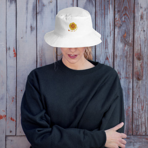 Dragonfly Women's Fishing Bucket Hat