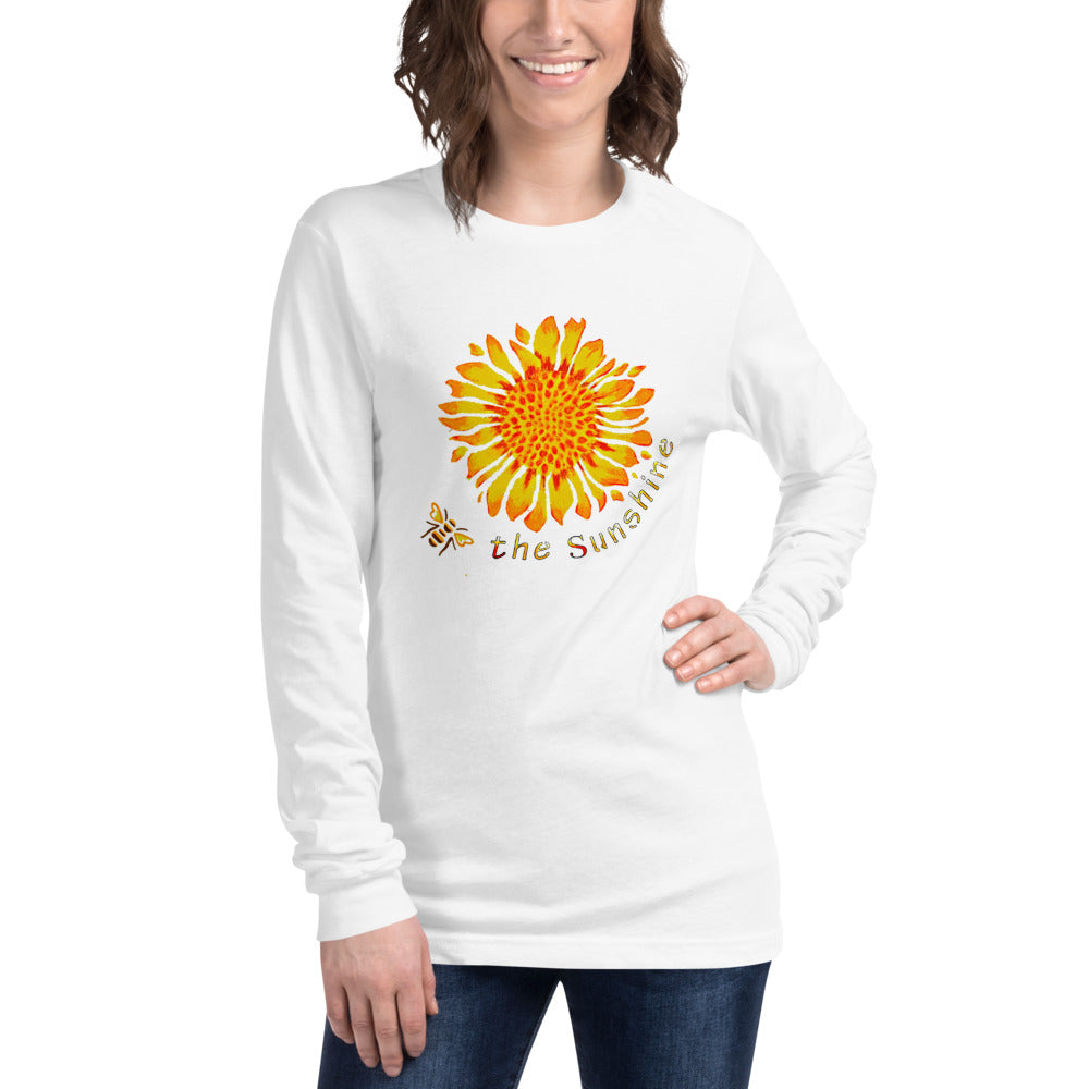 Be the Sunshine Unisex Long Sleeve T-shirt
