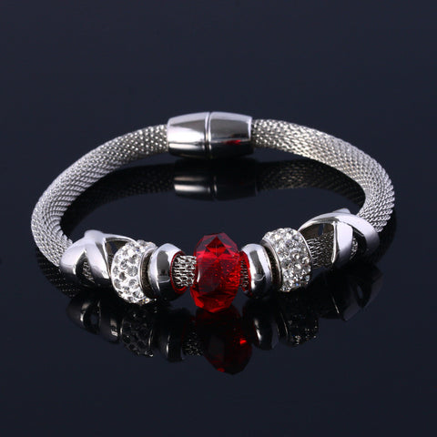Crystal Weave Bracelets for women - Shopazon Central