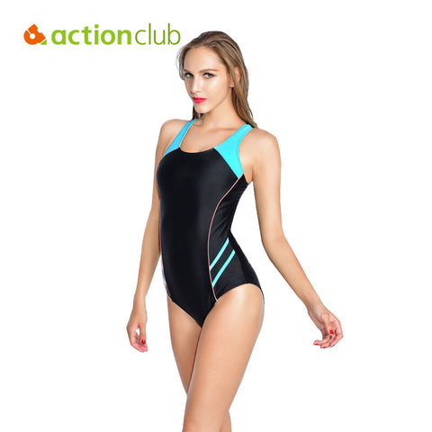 Actionclub One Piece Sport Bathing Suit WS461 - Shopazon Central