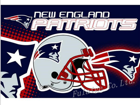 New England Patriots Flag 3x5 FT - Shopazon Central